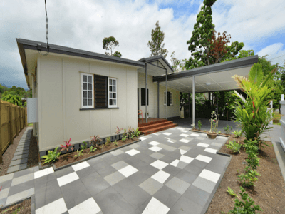 Queenslander Restoration - Stratford