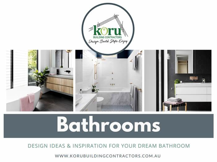 Lookbook For Bathrooms   Interior Design Services